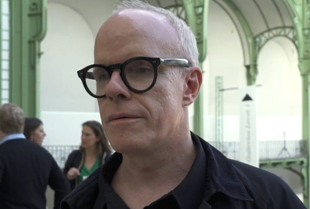 INTERVIEW ESCALIER : HANS ULRICH OBRIST