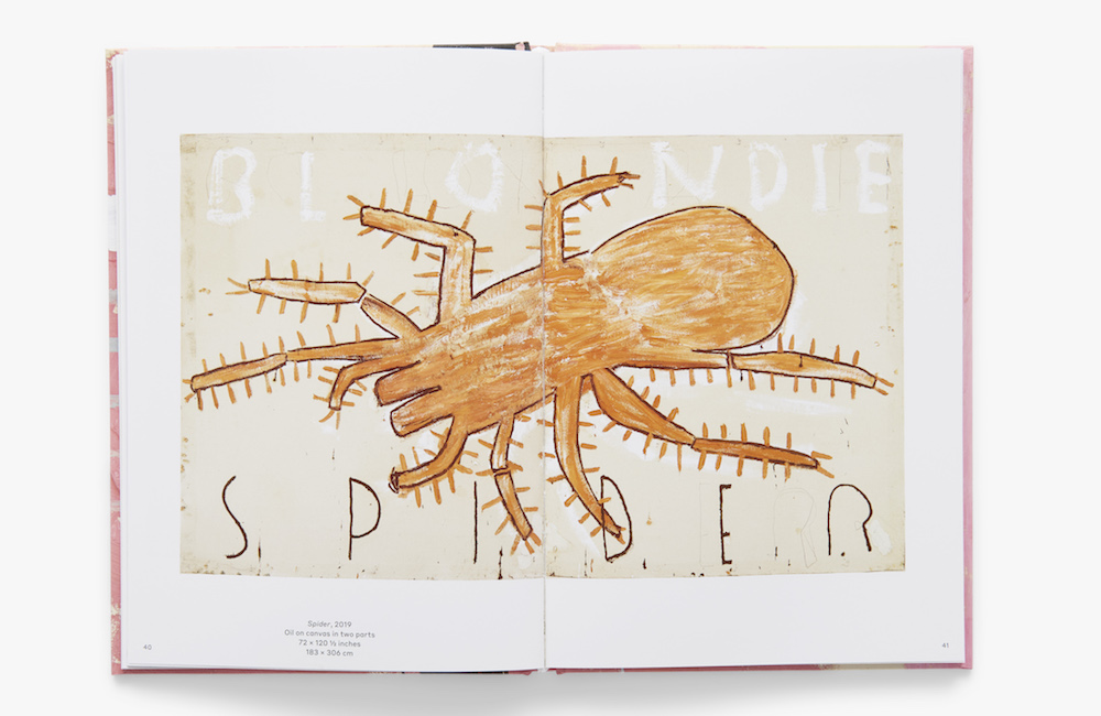 "FIAC TIPS: ""Rose Wylie: painting a noun…"", David Zwirner Books"